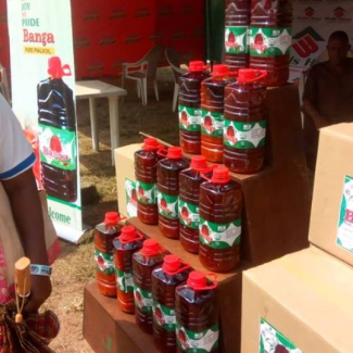 Okomu has participated in the 2018 Edo State Food and Agro Fair