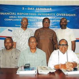 "Training of the members of Audit Committee on ""Financial Reporting Integrity Oversight"""