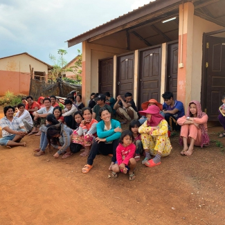 2019 04 26 Socfin Cambodia met with communities regarding health
