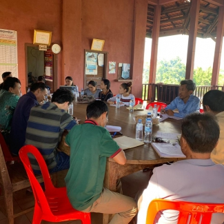 2019 07 05 Socfin Cambodia meeting to discuss the protection of women & children